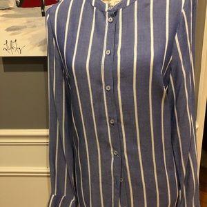 Tunic type blouse